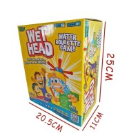 Mainan Anak Wet Head Game - Wet Head Challenge