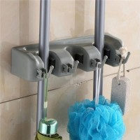 Gantungan Sapu dan Alat Rumah Tangga / Magic Hanging Mop Hanger