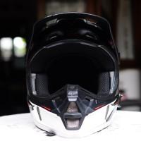 Helm Cross Original - FOX V2 Black matte (Second)