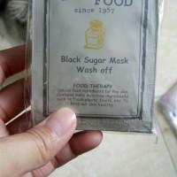 Skinfood Black Sugar / Rice Mask Wash off 4 ml