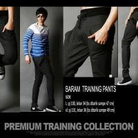 tas pria casual Baram training pants