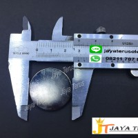 Magnet 30 x 3 mm Neodymium Koin Super Kuat / Strong Magnet