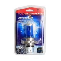 Autovision APEX MC H4 12V 60/55W DIAMOND BLUE AH04RMUD