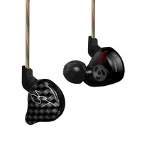 Headset / Earphone Knowledge Zenith Hybrid Driver with Mic - KZ-ZST