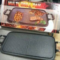 (Dijamin) Multi Grill Pan