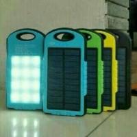 (Murah) PowerBank Solar LED