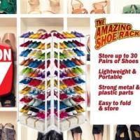 (Dijamin) Amazing Shoes Rack