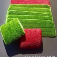 (Murah) Refill Spray Mop microfiber