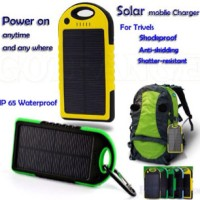 (Dijamin) PowerBank Solar WaterProof