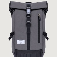 Tas Ransel Gulung Laptop 15 Backpack - Esgotado Mochilo Quarto Black
