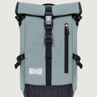 Tas Ransel Gulung Laptop 15 Backpack - Esgotado Mochilo Quarto Navy