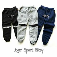 Joger Sport Bitsy Anak 6 8 10 tahun Celana Training Anak