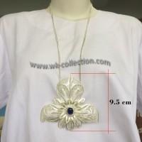 Kalung Etnik atau Bros Kebaya-DWI FUNGSI (BTm138)