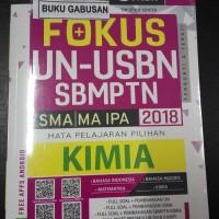 BUKU FOKUS UN USBN SBMPTN SMA MA IPA 2018 MAPEL KIMIA wr