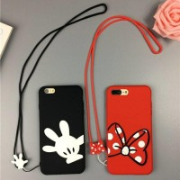 Disney Mickey Finger case OPPO F1S R9 F1 Plus R9S Plus R11Plus