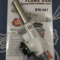 Kepala Tabung Flame Gun Blow Torch Blowtorch Alat Las Butane Gas Korek
