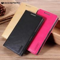 Flip Cover Samsung J1 2016 Soft Case+Wallet Leather Kulit Dompet