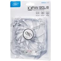 DEEPCOOL XFAN 120L/R Red / Fan Casing 12cm