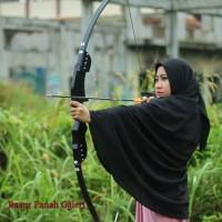 Busur Panah Recurve Bow Jenis Pvc (Istimewa)