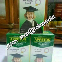 Appeton multivitamin lysine sirup/Multivitamin appeton lysine/Taurin