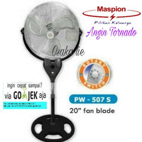KIPAS ANGIN POWER FAN MASPION PW-507 20