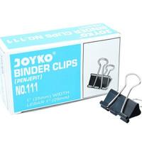 Binder Clip Joyko 111- 25 mm Width ( 12 Pcs )