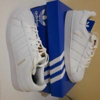 Sepatu Adidas Superstar White
