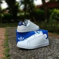 Sepatu Adidas Stan Smith Blue