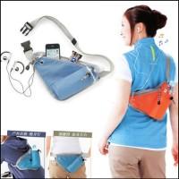 Tas Travel / Traveling / Olahraga Segitiga (Riding Bag)