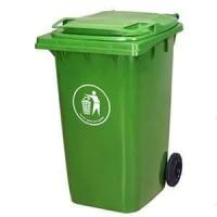 Tempat Sampah Dust Bin Outdoor Besar dengan Roda 120L