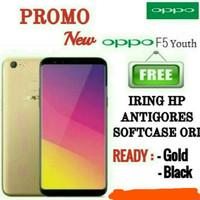 HP OPPO F5 YOUTH GARANSI OPPO INDONESIA