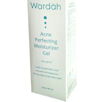 warungSakti - Wardah Acne Perfecting Moisturizer Gel 40ml - 04