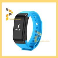 SmartBand F1 Biru - Smartwatch Smart Watch Xiaomi Mi Band Fitbit