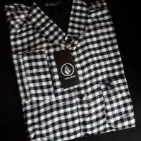 Kemeja Flanel Branded Bahan Premium Flannel 9