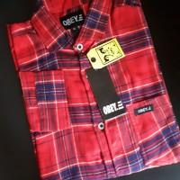 Kemeja Flanel Branded Bahan Premium Flannel 7