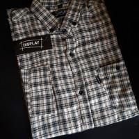 Kemeja Flanel Branded Bahan Premium Flannel 1