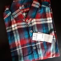 Kemeja Flanel Branded Bahan Premium Flannel 8