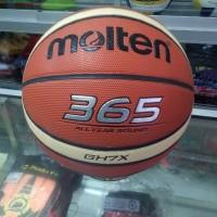 Bola Basket Molten GH7X ORI Bahan Kulit Berkualitas
