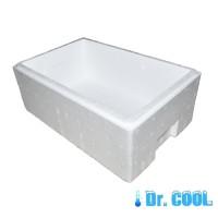 Styrofoam 40 x 20 x 17 Sterofom Sterofoam Gabus Kotak Box