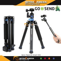 Benro Tripod Kit iSmart IS05 - Hitam