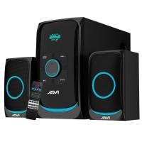 Javi Speaker Bluetooth dan Karaoke MK 004S Speaker Subwoofer
