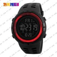 Jam Tangan Pria Digital SKMEI 1251 Red Water Resistant 50M