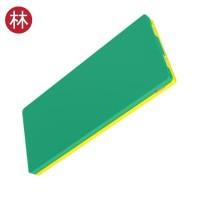 (Dijamin) Robot RT9100 2 USB Ports 9000mAh Power Bank Yellow+Green