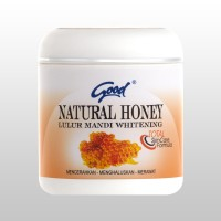 GOOD LULUR MANDI NATURAL HONEY 470GR