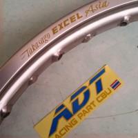 velg takasago excel asia 17 x 215 titanium