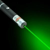 Green Laser Pointer Warna Hijau