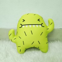 Boneka Hias Dan Kado - Monster Cactus Small