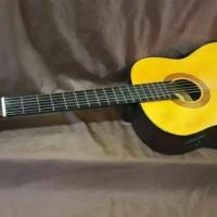 Gitar elektrik yamaha nilon