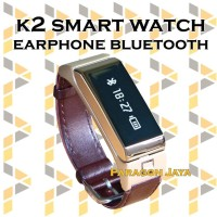 Smart Watch K2 / Smartwatch K2 + Headset Bluetooth Gold Edition (SALE)