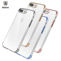 Baseus Casing For iPhone 6 & 6s & 7 Shining Series TPU Case Ultra Slim